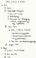 Tafelbild - Fortsetzungsfeststellungsklage, § 113 I 4 VwGO