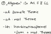 "Tafelbild - Problem - ""Allgemein"" i.S.v. Art. 5 II GG"