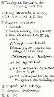 Tafelbild - Problem - Teleologische Reduktion des § 346 III Nr. 3 BGB