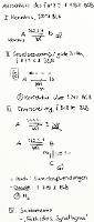Tafelbild - Ausschluss des § 812 I 1 1. Fall BGB