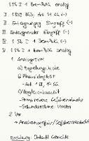 Tafelbild - § 56 I 1 BremPolG analog