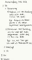 Tafelbild - Amtsanmaßung, § 132 StGB