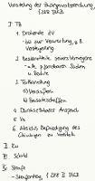 Tafelbild - Vereitelung der Zwangsvollstreckung, § 288 StGB