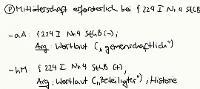 Tafelbild - Problem - Erforderlichkeit der Mittäterschaft bei § 224 I Nr. 4 StGB