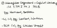 Tafelbild - Problem - Unbeweglicher Gegenstand als gefährliches Werkzeug i.S.d. § 224 I Nr. 2 StGB