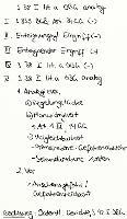 Tafelbild - § 38 I lit. a OBG analog
