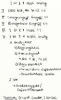 Tafelbild - § 64 I 1 HSOG analog