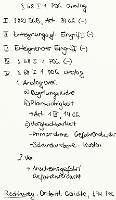 Tafelbild - § 68 I 1 POG analog