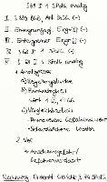 Tafelbild - § 68 I 1 SPolG analog
