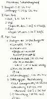 Tafelbild - Mehraktiges Vollstreckungsverfahren, § 80 SOG M-V