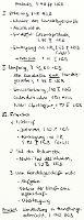 Tafelbild - Prokura, §§ 48 ff. HGB