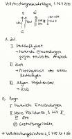 Tafelbild - Vollstreckungsabwehrklage, § 767 ZPO