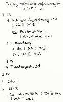 Tafelbild - Fälschung technischer Aufzeichnungen, § 268 StGB