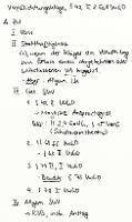 Tafelbild - Verpflichtungsklage, § 42 I 2. Fall VwGO (Zulässigkeit)