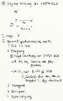 Tafelbild - Problem - Dingliche Wirkung des § 1357 BGB