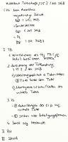 Tafelbild - Mittelbare Täterschaft, § 25 I 2. Alt. StGB