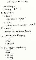 Tafelbild - Zulässigkeit der Revision (Überblick)