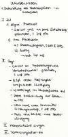 Tafelbild - Urkundenprozess (Behandlung des Nachverfahrens im Gutachten)