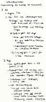 Tafelbild - Urkundenprozess (Behandlung des Vorverfahrens im Gutachten)