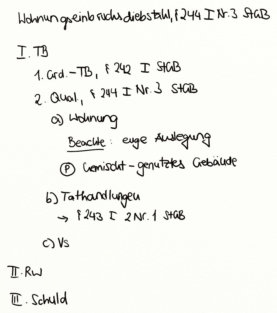 Schema 316a stgb