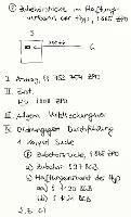 Tafelbild - Problem - Zubehörstücke im Haftungsverband der Hypothek, § 865 ZPO