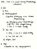 Tafelbild - Fortsetzungsfeststellungsklage, § 113 I 4 VwGO analog (Verpflichtungssituation)