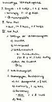 Tafelbild - Mehraktiges Vollstreckungsverfahren, § 8 VwVfG Bln; § 6 I VwVG