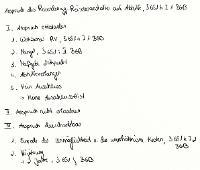 Tafelbild - Anspruch des Reisenden gegen den Reiseveranstalter auf Abhilfe, § 651k I 1 BGB
